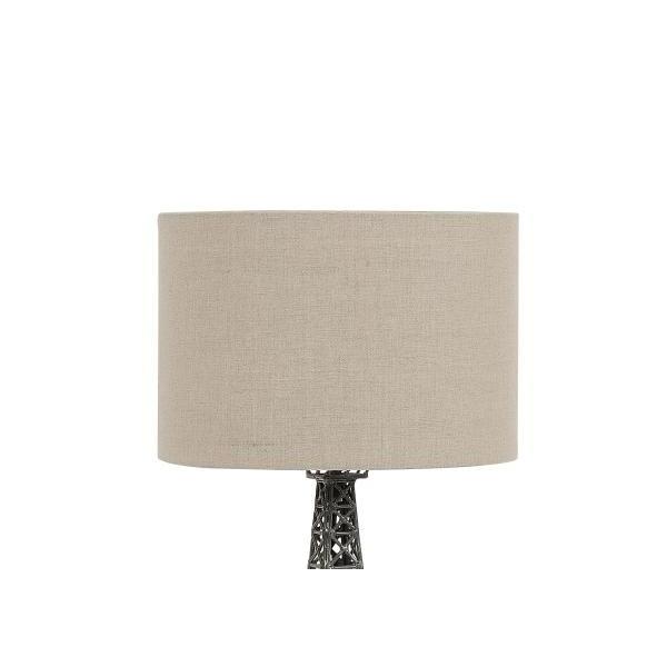 abat jour neo lin nat d30xh20cm e27 boutique cadeaux. Black Bedroom Furniture Sets. Home Design Ideas