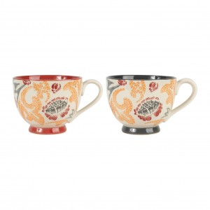 TASSE THE X2 FLOWER ORANG 30CL