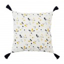 COUSSIN BRODE HIRONDELLE 45X45