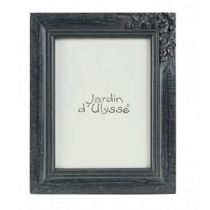 cadre photo ninon pr 18x24 mangier fin ardoise boutique cadeaux. Black Bedroom Furniture Sets. Home Design Ideas